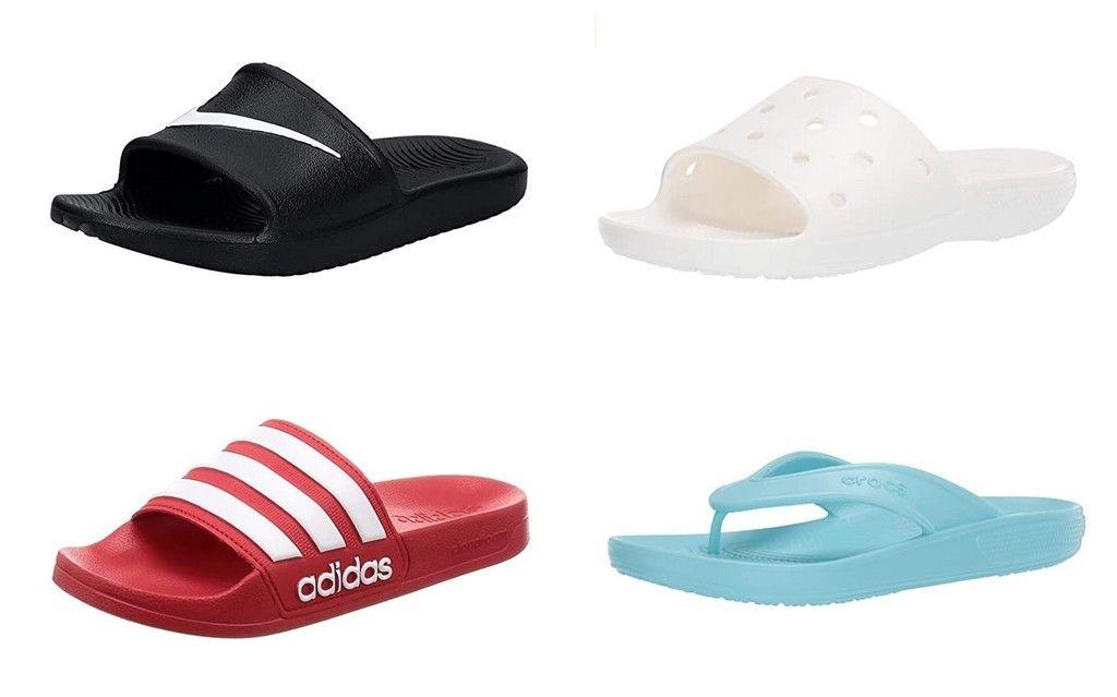 conferencia Sicilia con las manos en la masa  Chollos en tallas sueltas de chanclas y sandalias Adidas, Crocs o Nike en  Amazon | Sandalias adidas, Crocs, Chanclas nike
