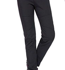 Geval Womens M Medium Winter Ski Pants Black