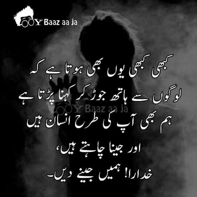 Pin By MUESA On Urdu Quotes