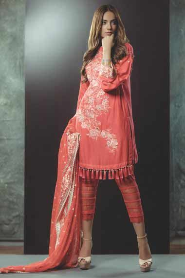 Latest Pakistani Eid Dresses For Girls In 2019 In 2019 Ethnic