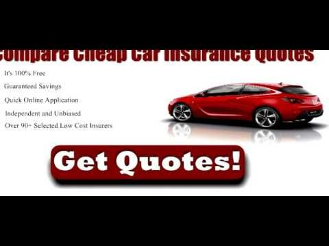 Low Car Insurance Quotes Cheapest Car Insurance Quote  Watch Video Here  Httpbestcar .