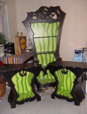 Exceptional This Tim Burton And Alice In Wonderland Inspired Furniture Is Amazing!