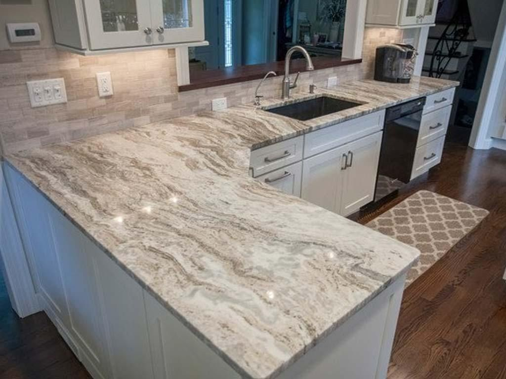 Fantasy Brown Granite Granite Countertops Kitchen Brown Granite