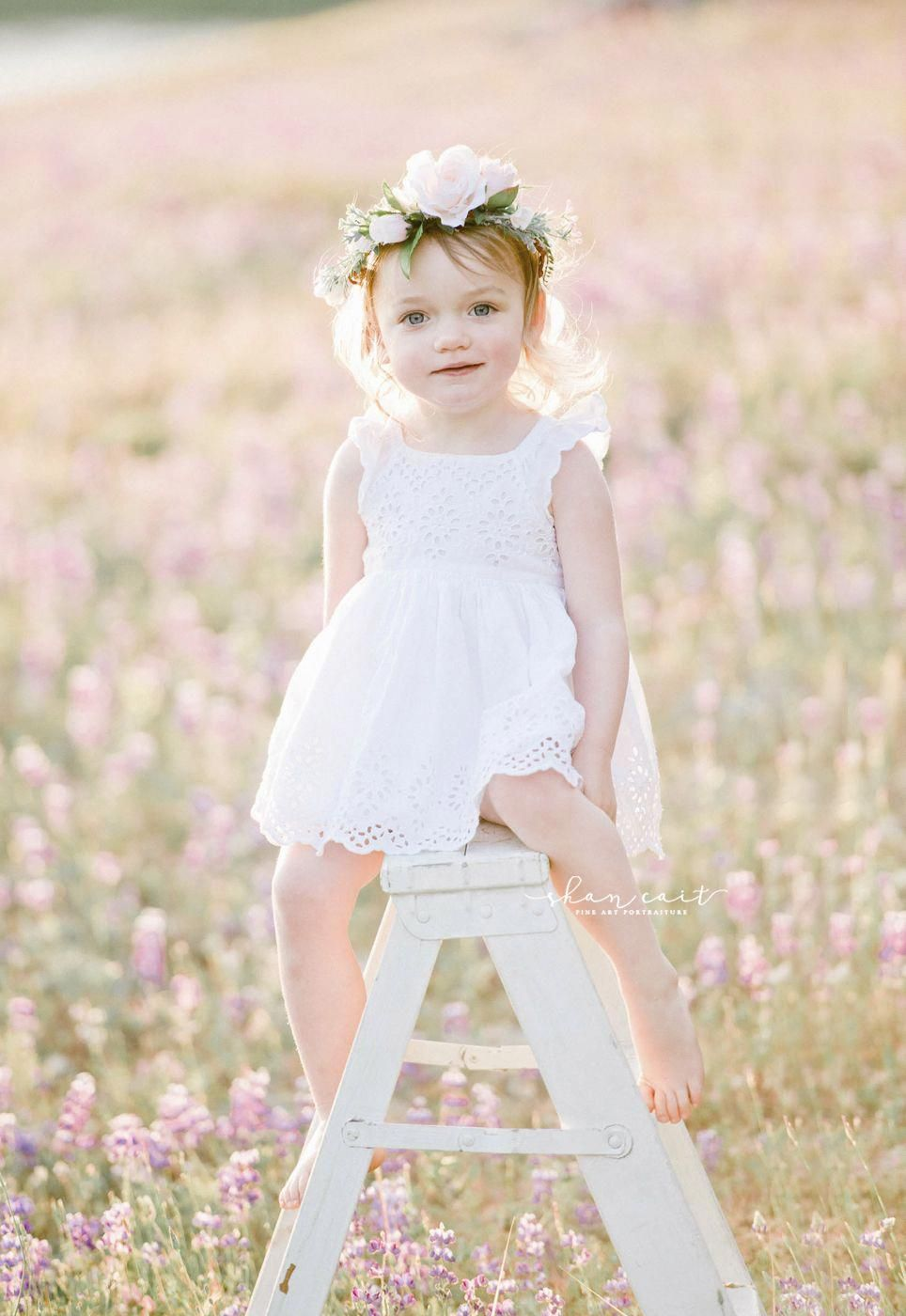 childhood portrait, shan cait photography, little girl
