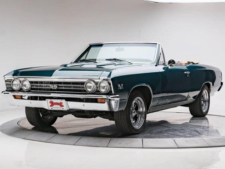 1967 Chevrolet Chevelle Super Sport Convertible (source