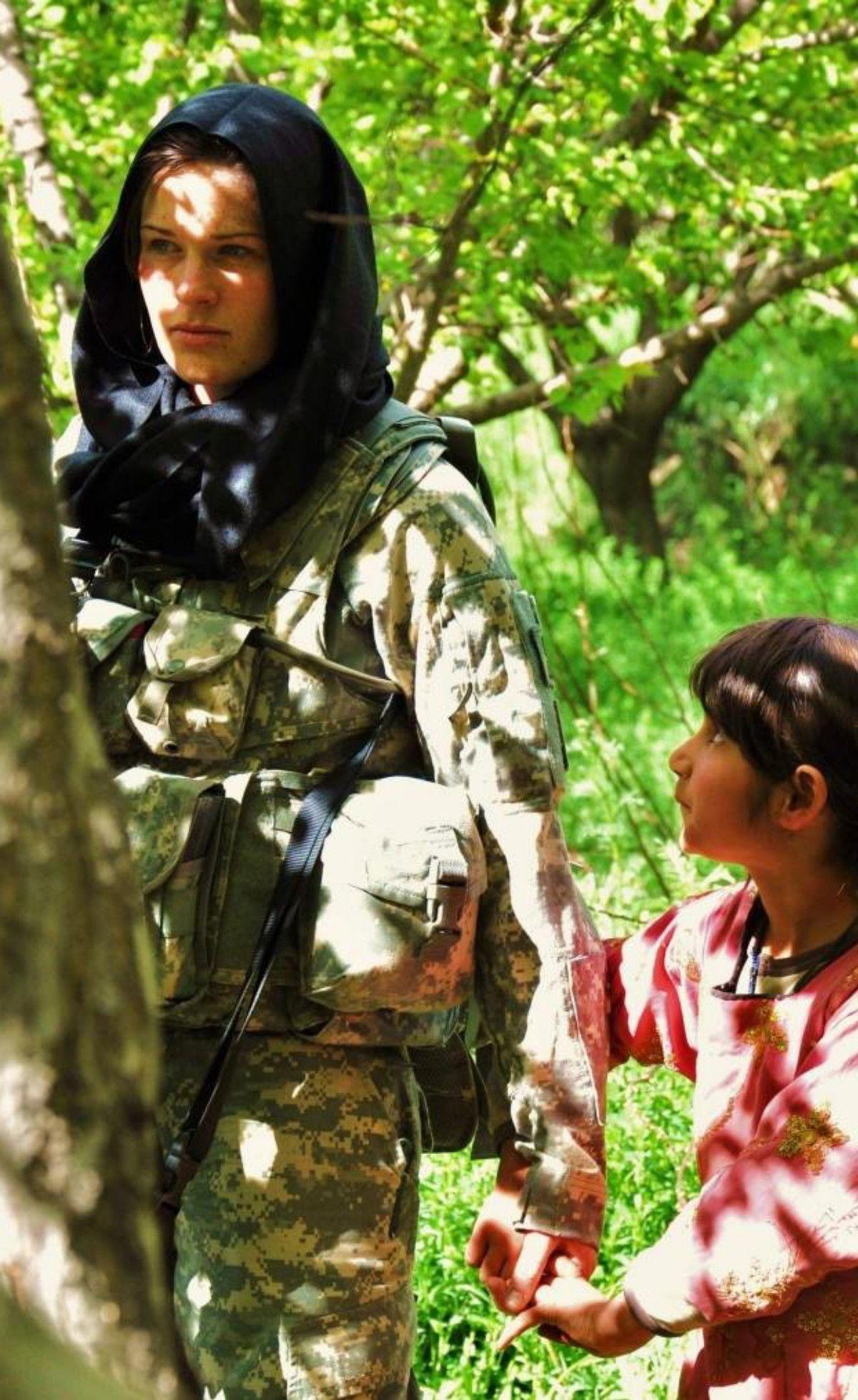 Bibi Aisha, Disfigured Afghan Woman Featured On Time