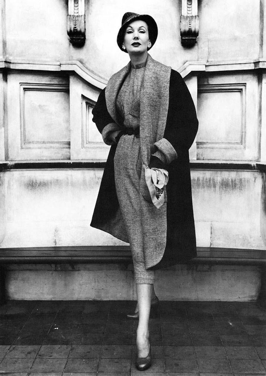 bc9c0419dd66f John French foi um dos fotógrafos de moda mais conhecido nos anos 50-60