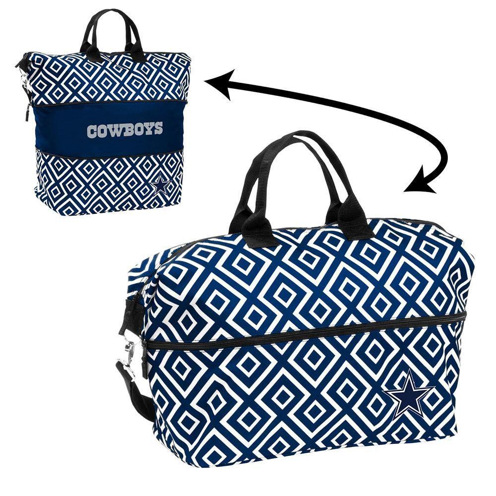 Dallas Cowboys NFL Expandable Tote Bag