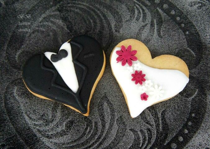 Bruids koekjes
