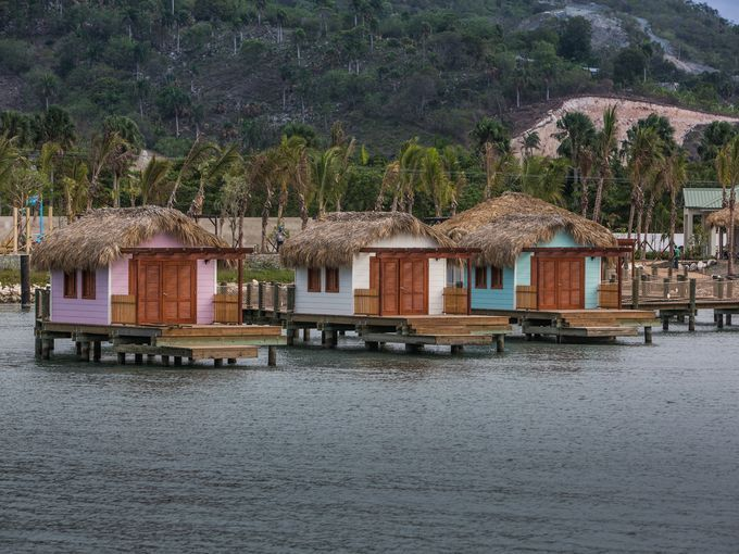 Rent a bungalow for a day