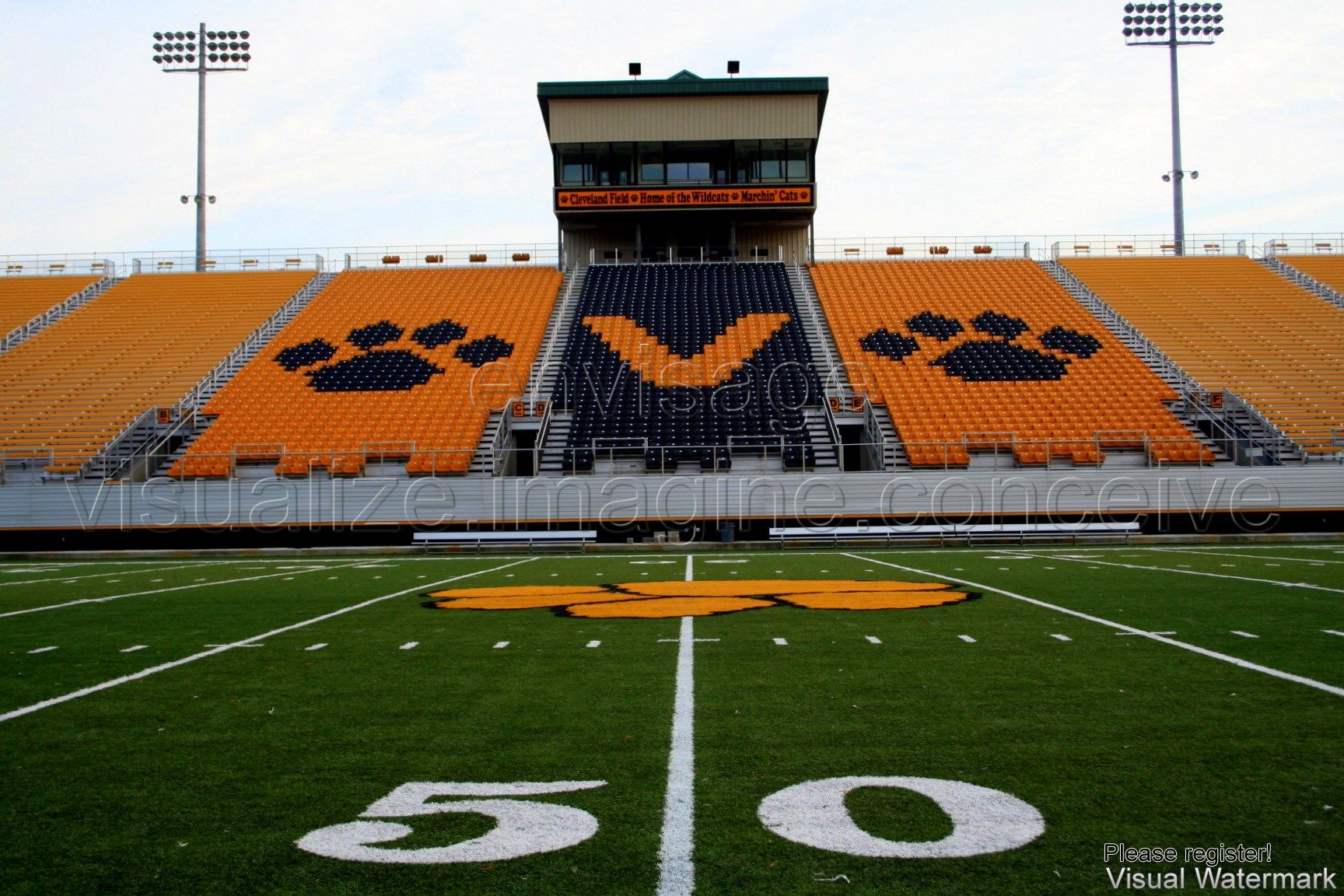 Death Valley Valdosta High Wildcats this is my heart my soul my home