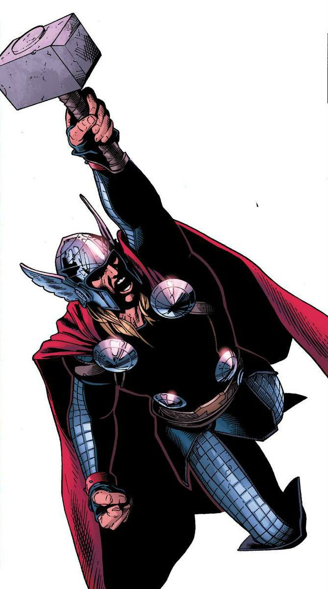 Thor by Steve McNiven
