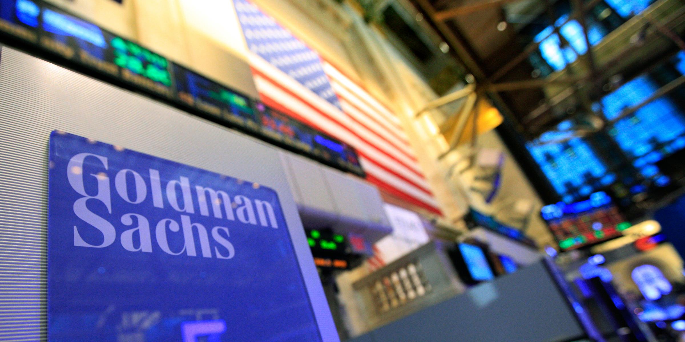 The 'bull market will soon end' Goldman Sachs warns