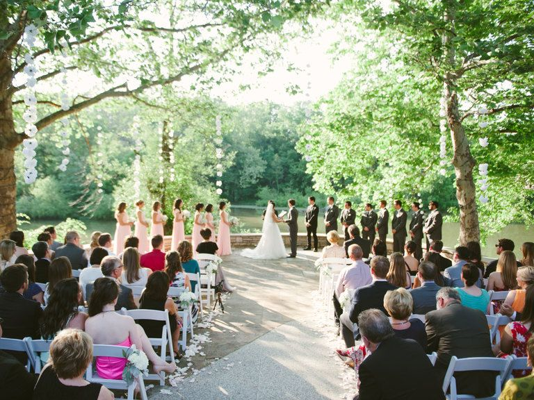 12 Ohio Woodland Settings For A Natural Wedding Forest Wedding
