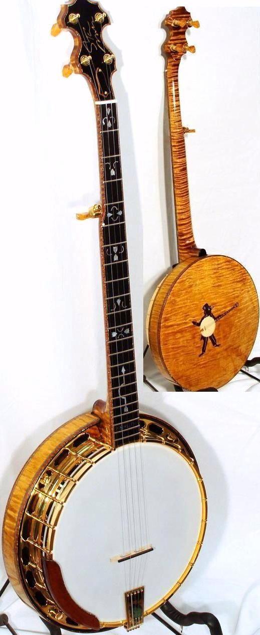 By GuitarMandolin Banjo Pierce Bruce On Pin StuffBanjoSmall OkZiXPu
