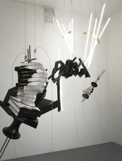 Wim Botha, Installation, Berlin, 2011