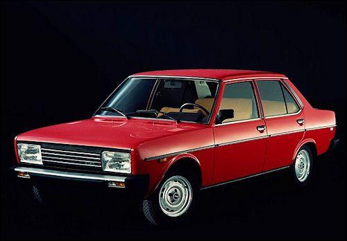 Fiat 1978 Otomobil Araba