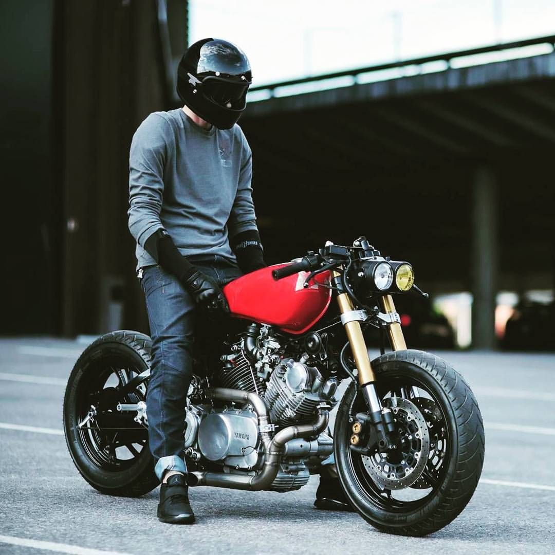 Hot biker Foxy Salt 99