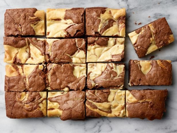 Fudgy marbled cheesecake brownies receta muy importante galleta fudgy marbled cheesecake brownies forumfinder Choice Image