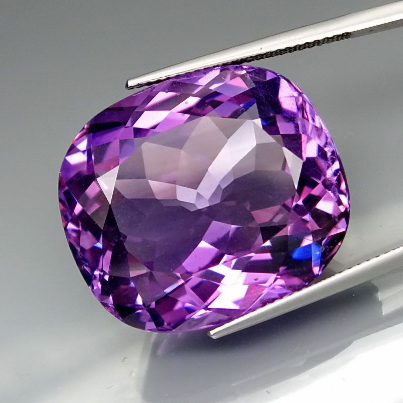 42.72Ct.Real 100%Natural GIANT Amethyst Bolivia None Treatment Full Sparkling!!! in Jewelry & Watches, Loose Diamonds & Gemstones, Loose Gemstones | eBay