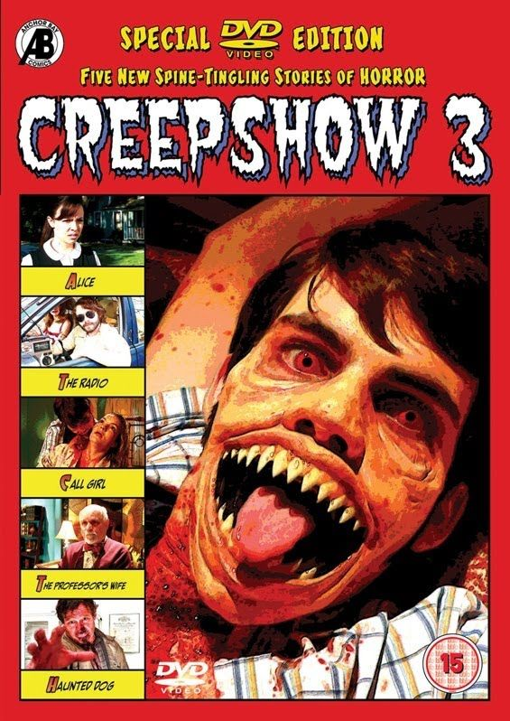 Creepshow 3 Vietsub 映画 怪人