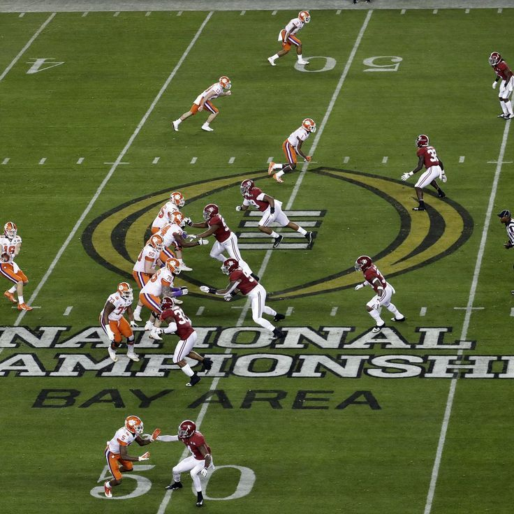 2020 College Football Playoff, Championship Schedule