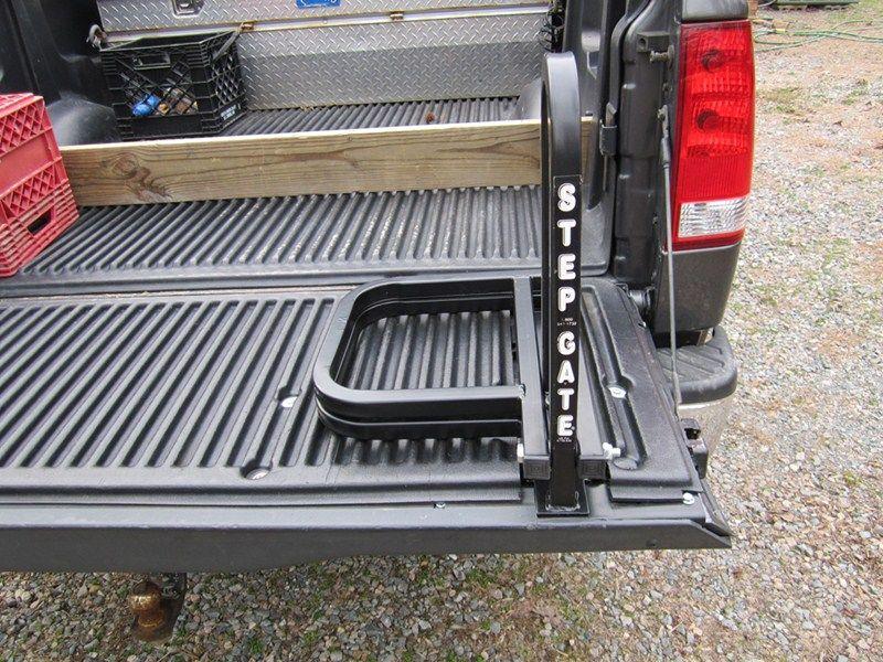 Universal Truck Tailgate