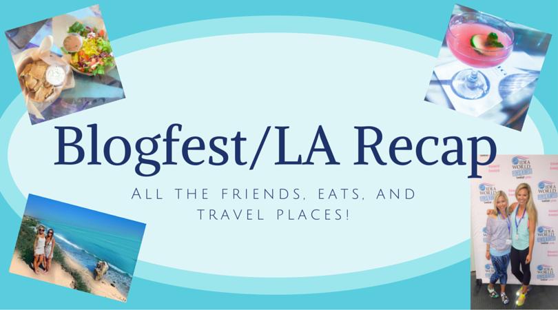 blogfest 2016 LA