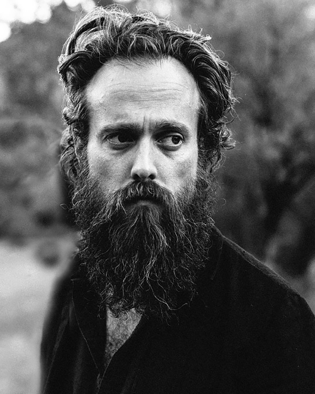 Iron and wine naked