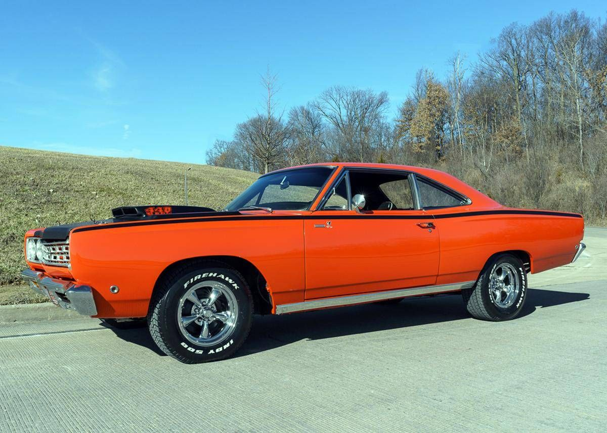 1968 Plymouth Road Runner | GTX / Roadrunner / Satellite ...
