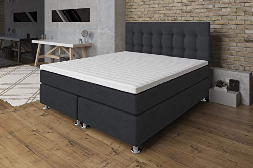 Boxspringbett In 2020 Boxspringbett Bett