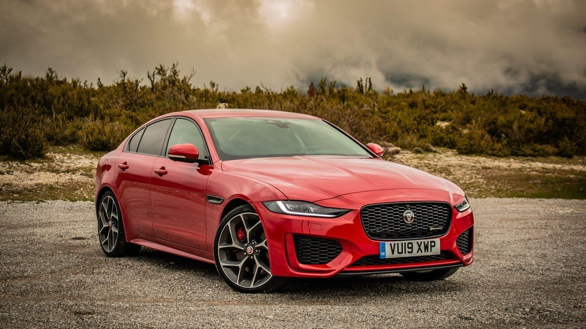 2020 Jaguar Xe Release Date Spy Shoot Di 2020