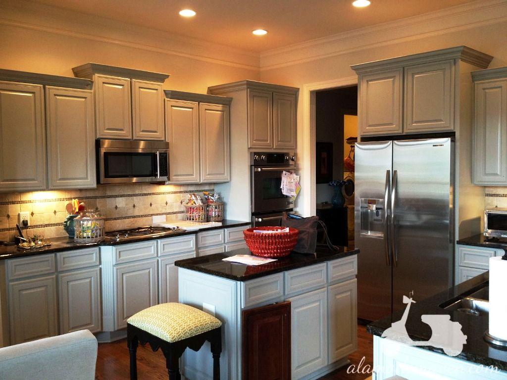 Beautiful Kitchen Cabinet Refinishing Kit (Dengan gambar)