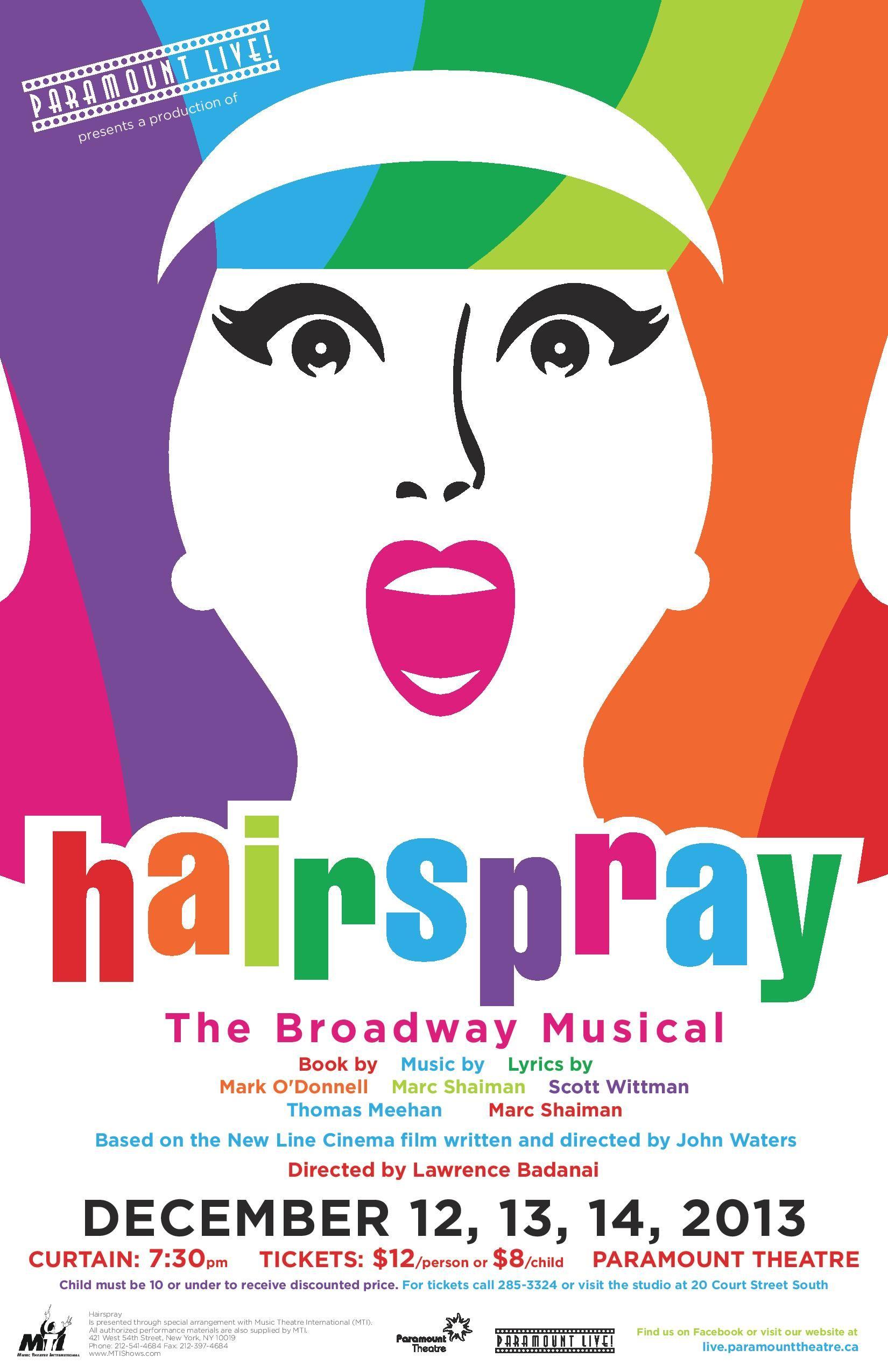 hairspray poster idea hairspray pinterest hairspray