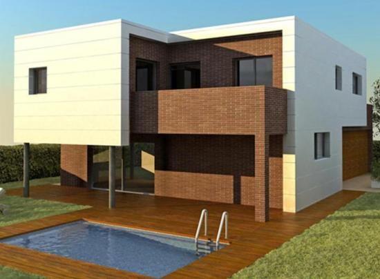 Maison Moderne En Ossature Mtallique  Maison Ossature Mtallique