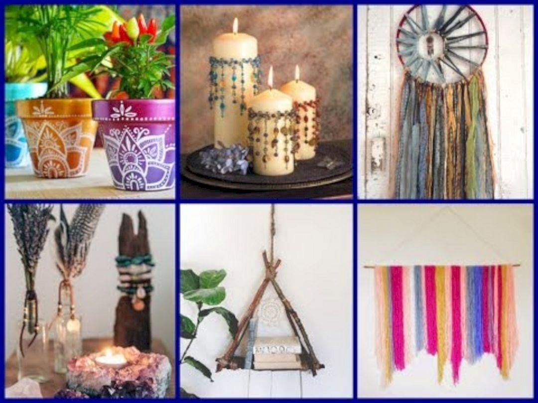 Phenomenal Top 25 Easy Diy Hippie Decor For Simple Home Interior Decorating Ideas Https Freshouz Com To Bohemian Bedroom Decor Diy Boho Room Decor Boho Room