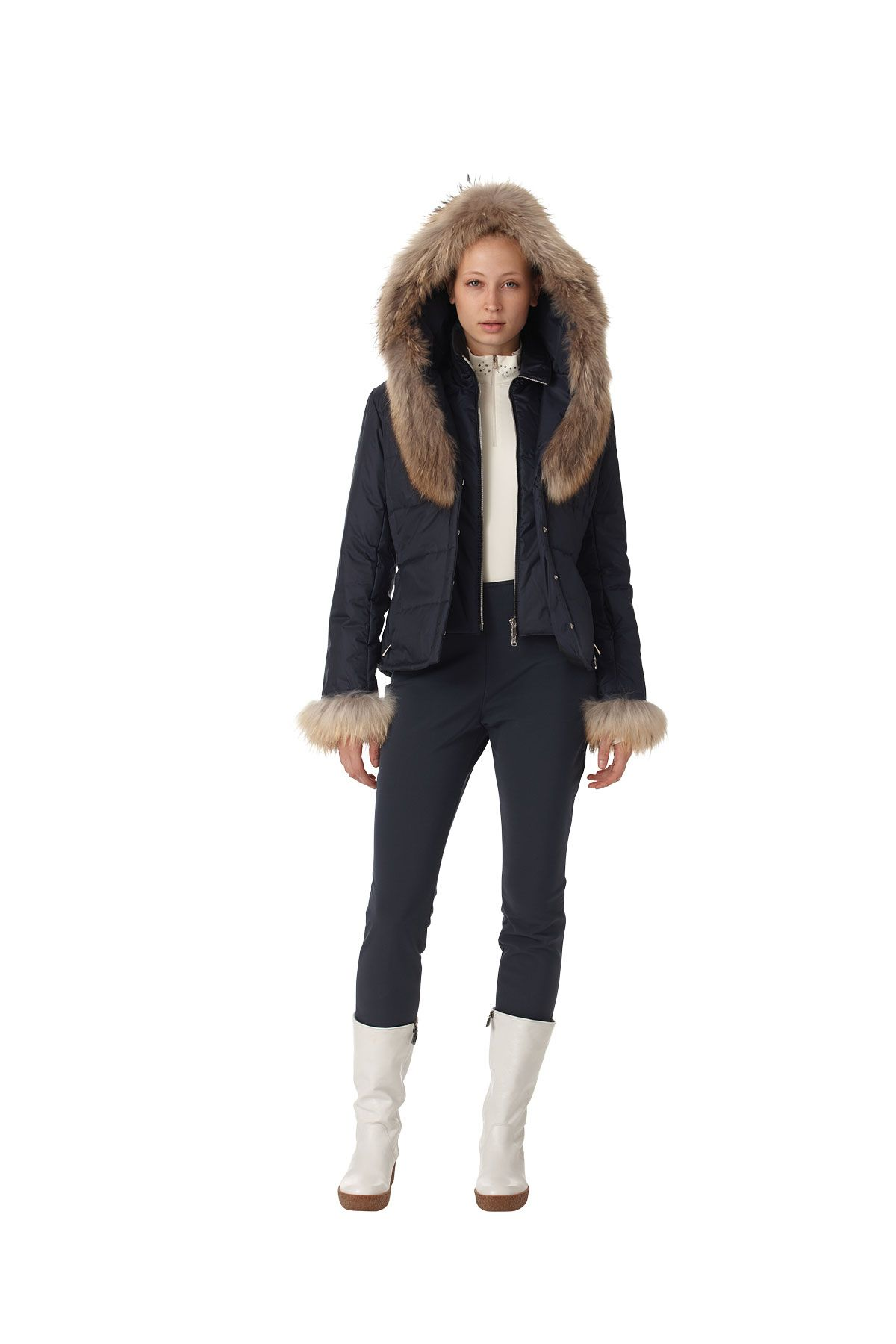 898c25cdca SNOW Fashion NYC  Cutting Edge Ski Wear Lookbook