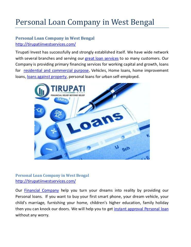 Pin By Tirupati Invest On Personal Loan Company In India Loan