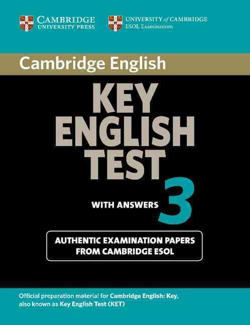Cambridge key english test 3 with answers examination papers from cambridge key english test 3 with answers examination papers from the university of cambridge esol examinations fandeluxe Image collections
