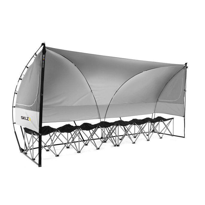 Team Bench Canopy 14999