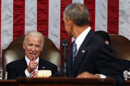 Obama Puts Joe Biden in Charge of Curing Cancer #JoeBiden...
