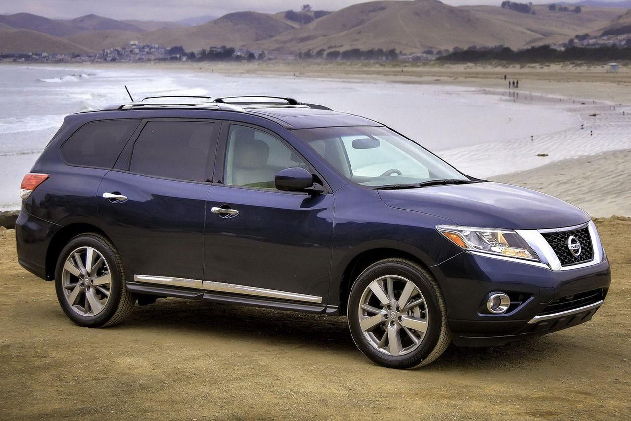 2013 Nissan Pathfinder The new platform, which Nissan