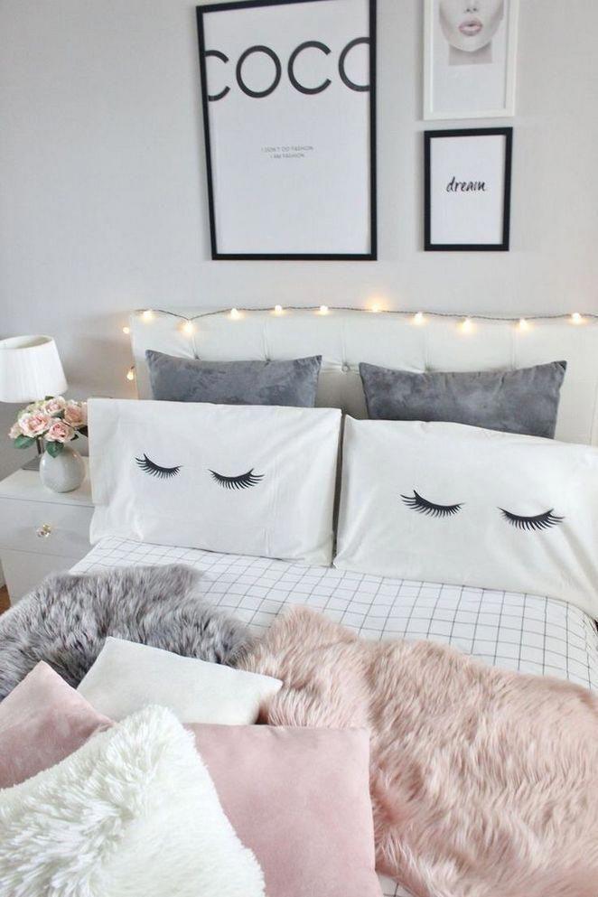 Photo of Idee per la camera da letto, arredamento semplicemente super comodo. Controlla l'id della decorazione della camera da letto …