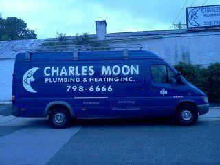 Call Us At Charles Moon Plumbing 302 798 6666 Plumbing Water Heater Charles