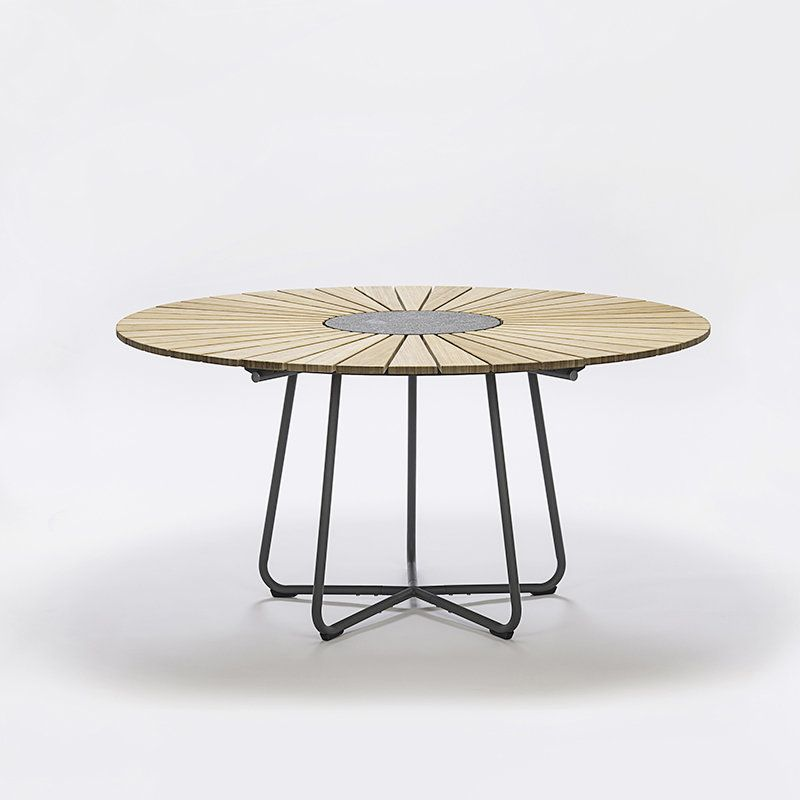 Roomie Blog / Houe Furniture · Danish FurnitureCircle TableA CircleDining  TablesVanDanish DesignGartenmöbel Lounge ...