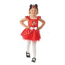 Costume Minnie per bambina di 3-4 anni http://www.eccolafesta.it/costume-minnie-ballerina-5-6-anni-3985.html