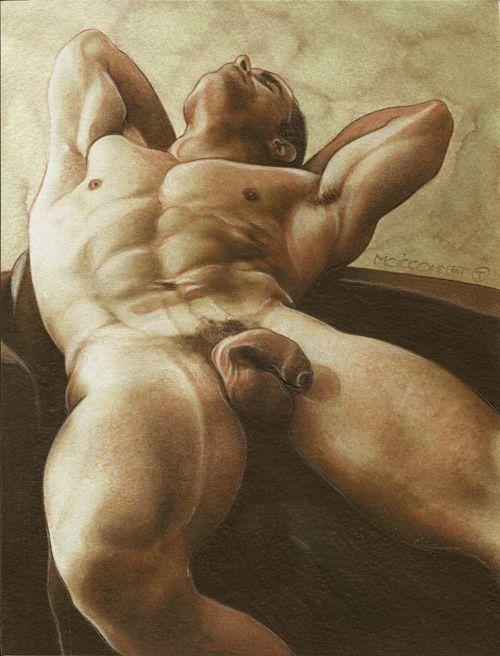 from Dimitri art buy erotic gay male