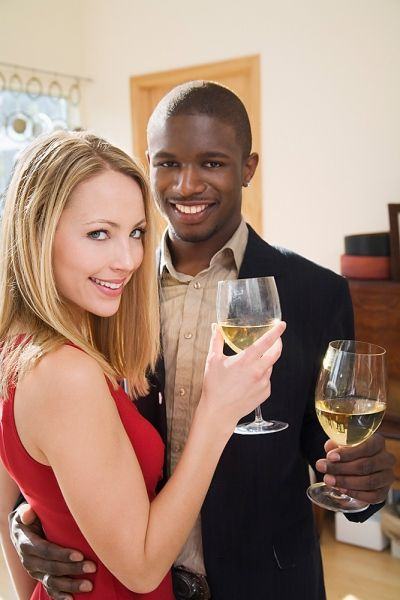 Interracial dating black man white woman