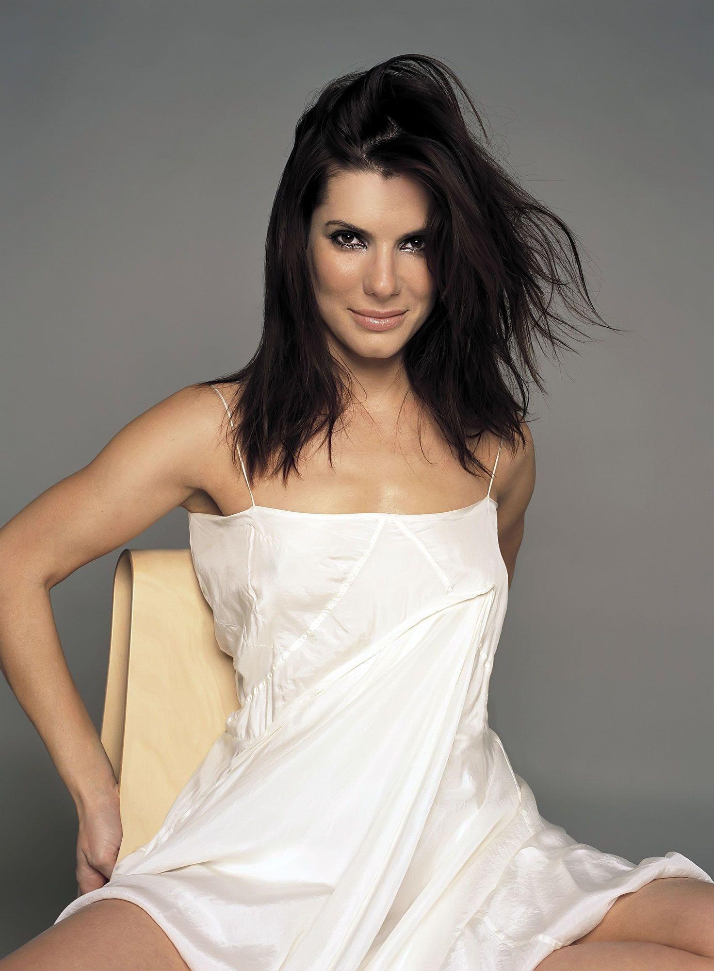 Sandra Bullock Celebrities Actress
