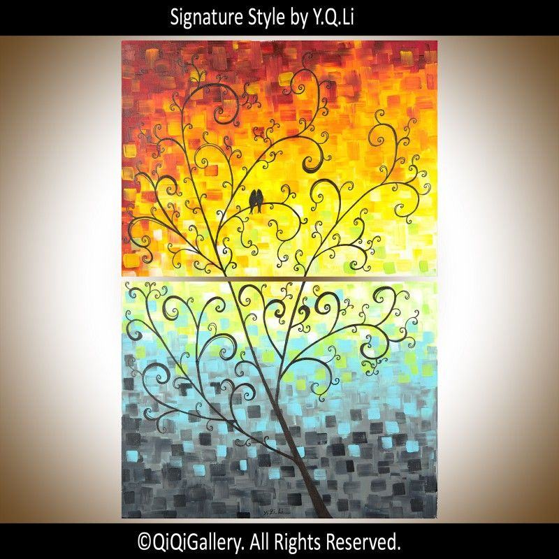 paintings for office walls.  Walls Dawn By QIQIGallery 24 In Paintings For Office Walls